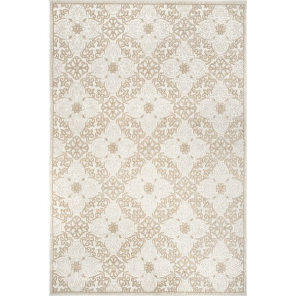 Raeburn Power Loom Brown/Beige Indoor/Outdoor Use Rug