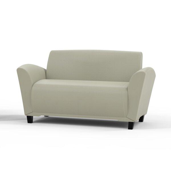 Lounge Series Santa Cruz Settee by Mayline Group Mayline Group
