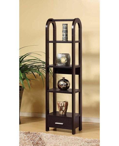 Morefield Display Etagere Bookcase by Ebern Designs