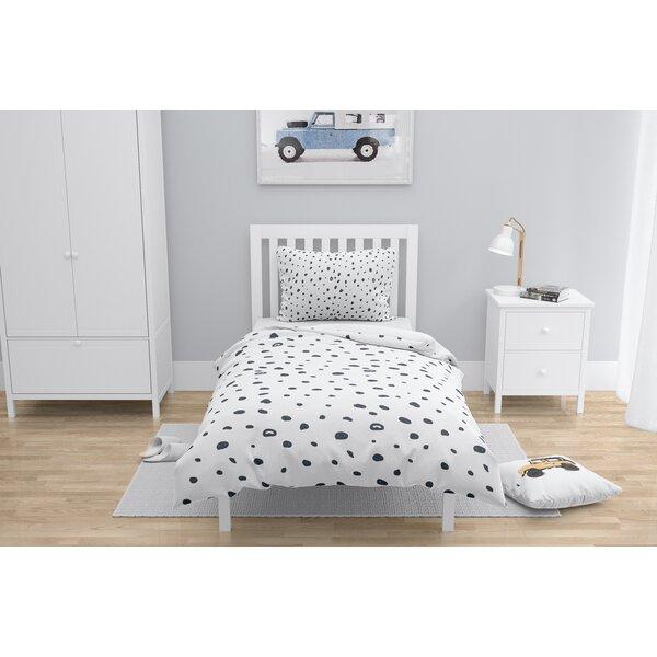 Afreena Small Dots Comforter Set