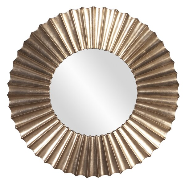 Mcfaddin Accent Mirror by World Menagerie
