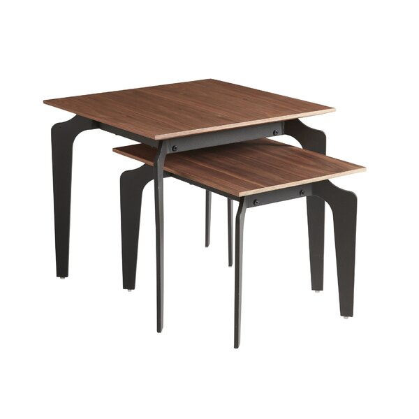 Maguire 2 Piece Nesting Tables by Williston Forge