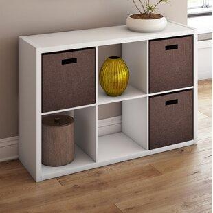 Decorative Cube Bookcase