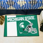NCAA Michigan State University Starter Mat by FANMATS