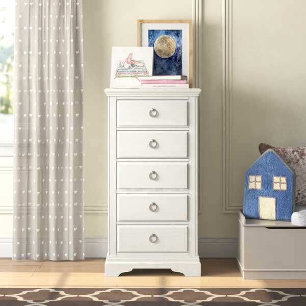 Crampton 5 Drawer Lingerie Chest by Birch Lane™ Heritage