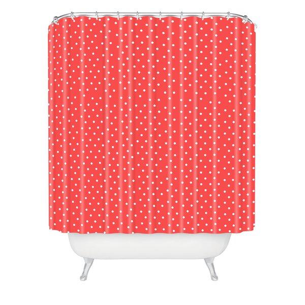 Banister Dots Shower Curtain by Brayden Studio