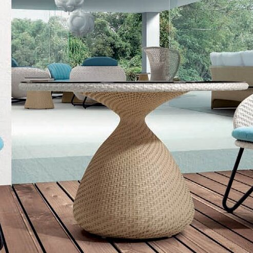 Circle Dining Table by 100 Essentials