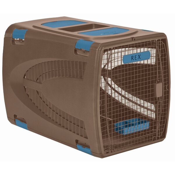 Square Pet Carrier by Suncast