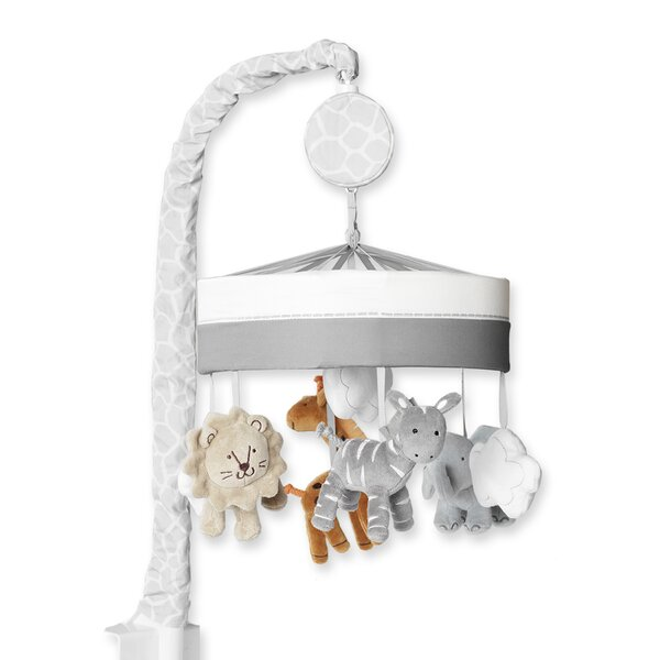 Just Born® Animal Kingdom Musical Mobile by Just Born