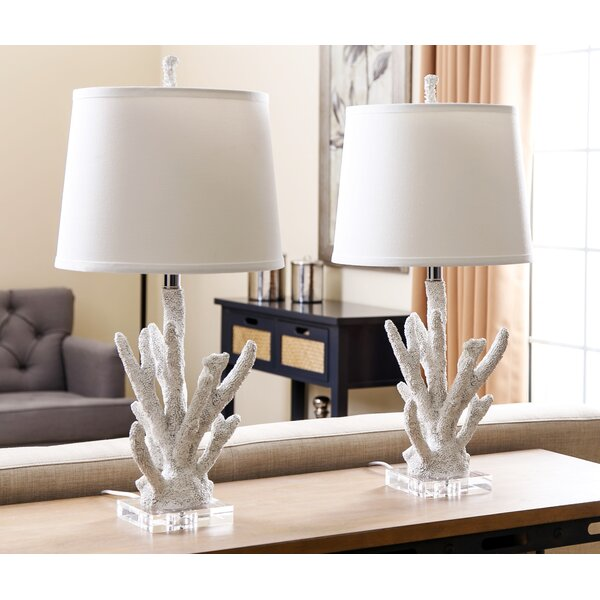 Ragleaf 23 Table Lamp (Set of 2) by Bay Isle Home