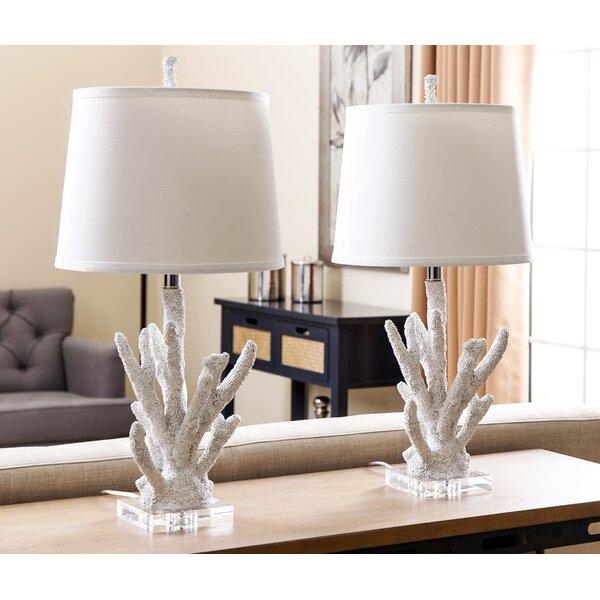Ragleaf 23 Table Lamp (Set of 2) by Bay Isle Home