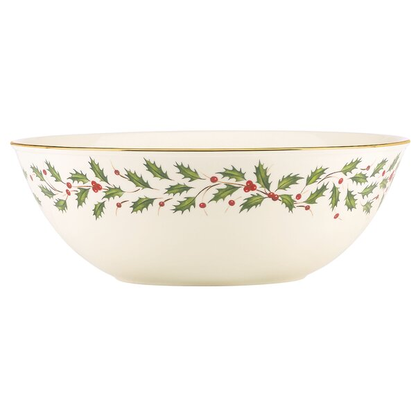 Holiday Serving Bowl by Lenox