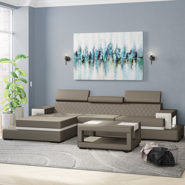 Bemis Sophia Sectional by Orren Ellis
