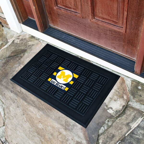 NCAA Michigan Southern Doormat by FANMATS