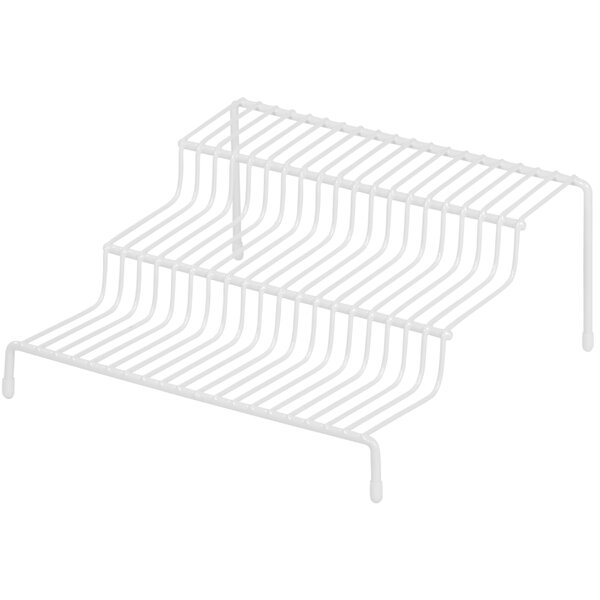 3 Tier Cabinet Shelving Rack by IRIS USA, Inc.