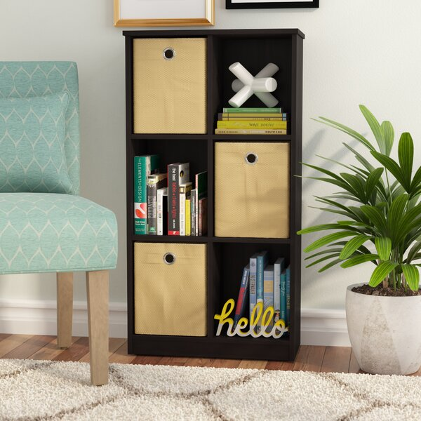 Lancaer Standard Bookcase by Ebern Designs