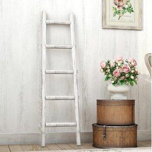 Lianes 5 Step 5 ft Decorative Ladder