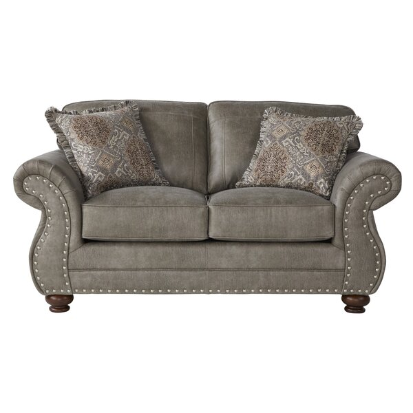 Low Price Macalla Loveseat by Canora Grey by Canora Grey