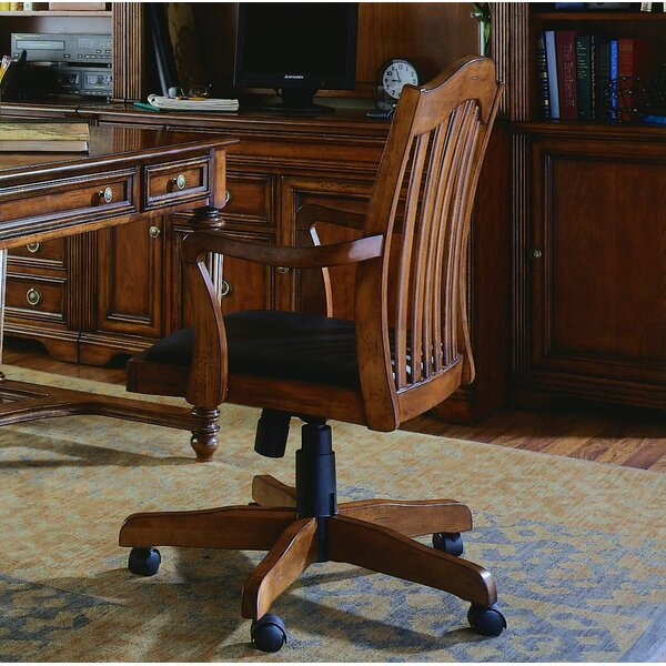 Brookhaven Bankers Chair by Hooker Furniture