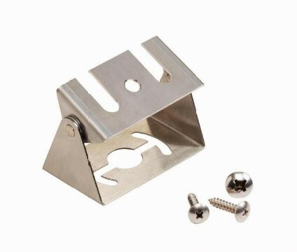 Accessory Swivel Bracket in Stainless Steel by Kichler