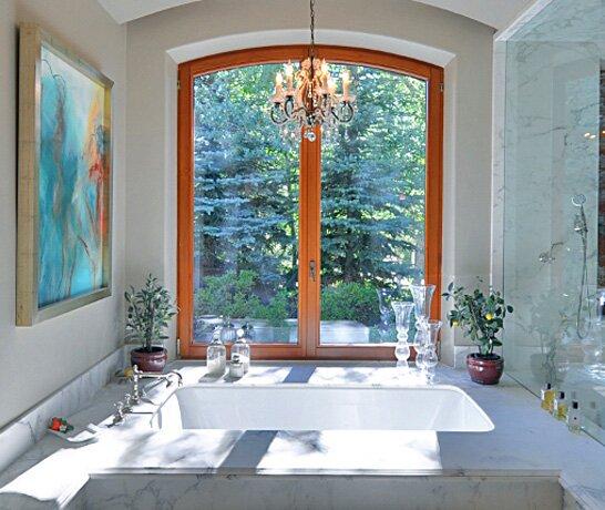Designer Kira 72 x 32 Whirlpool Bathtub by Hydro Systems