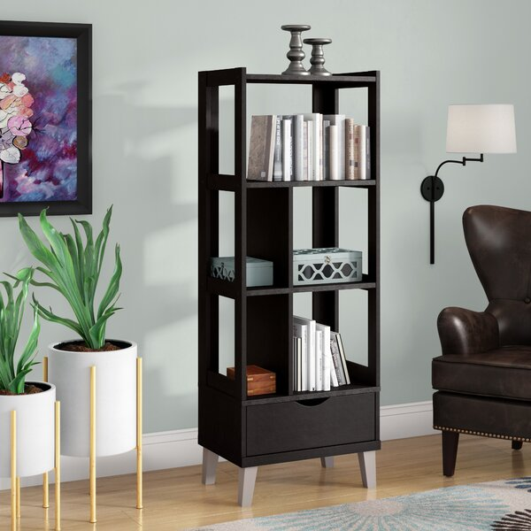 Spicer Etagere Bookcase By Ebern Designs