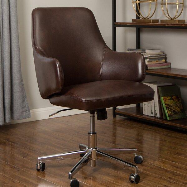 Shires Ergonomic Executive Chair by Brayden Studio