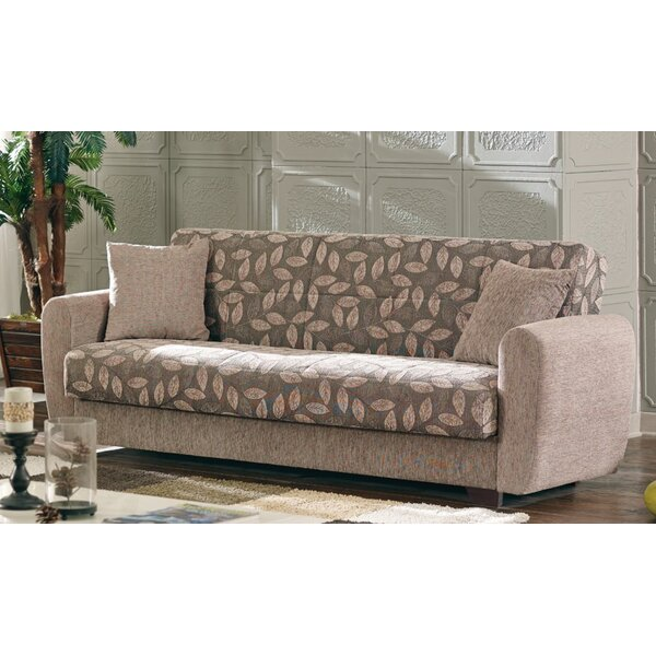 Chesnut Sleeper Sofa by Beyan Signature