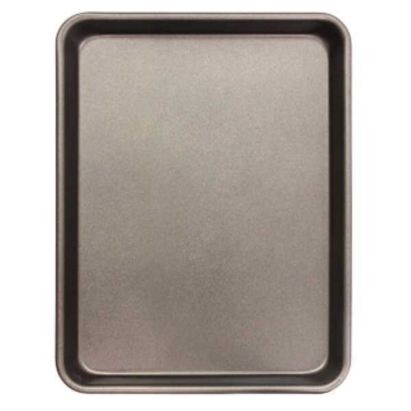 Non-Stick Half Size Aluminum Baking Sheet by Thunder Group Inc.