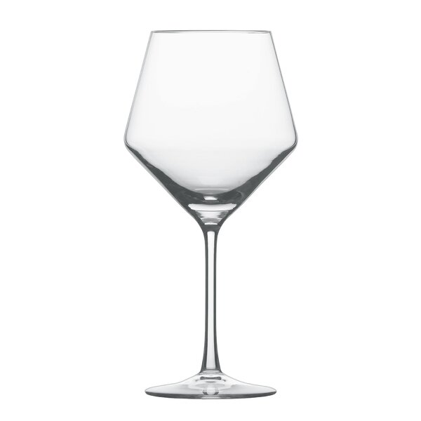 Pure Lead Free Crystal 24 oz. Red Wine Glass (Set of 6) by Schott Zwiesel