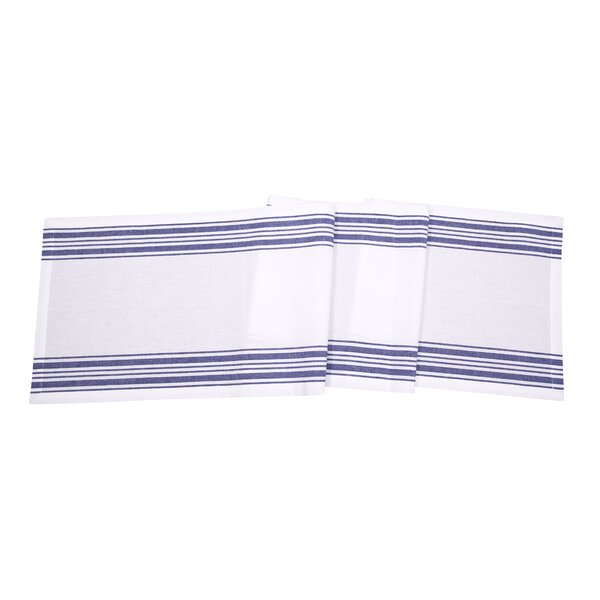 Gail Stripes Table Runner by August Grove