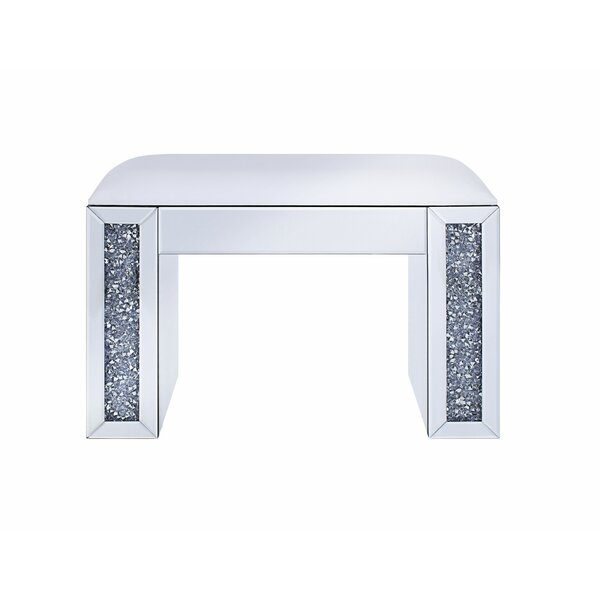 Kiley Vanity Stool by Rosdorf Park