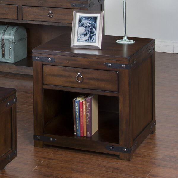 Fresno End Table by Loon Peak