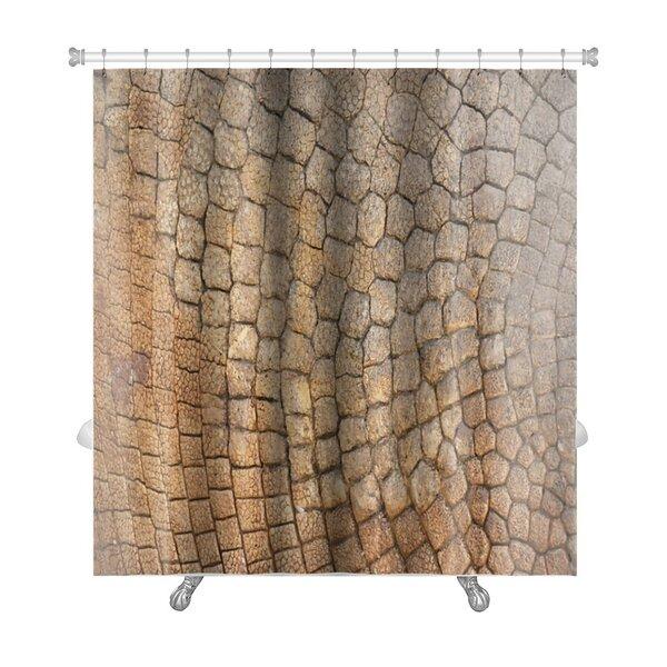 Delta Bone Armor Premium Shower Curtain by Gear New