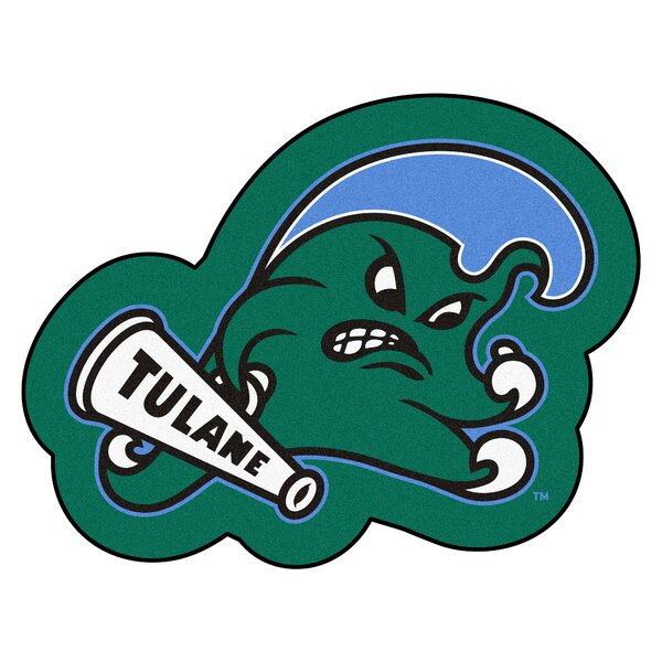 Tulane University Doormat by FANMATS