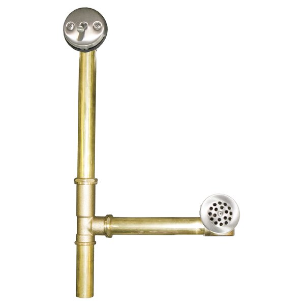 Aspen 6 Trip lever Tub Drain by Native Trails, Inc.