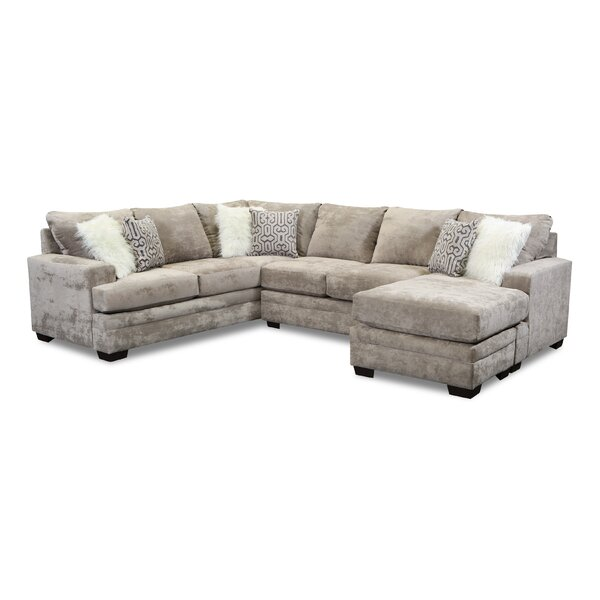 Ayden Reversible Sectional By Everly Quinn