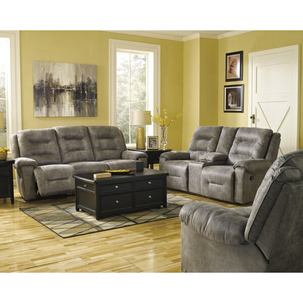 Tressider Reclining Configurable Living Room Set by Loon Peak