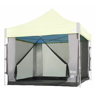 Cube Mesh 6 Person Tent with Carry Bag  sc 1 st  Wayfair & Screen Room Tents Youu0027ll Love   Wayfair