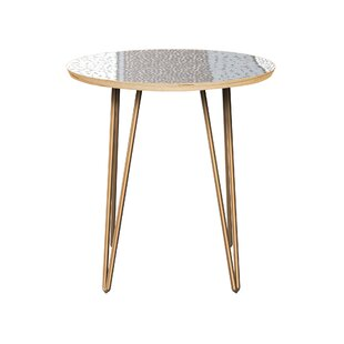 Galasso End Table by Orren Ellis