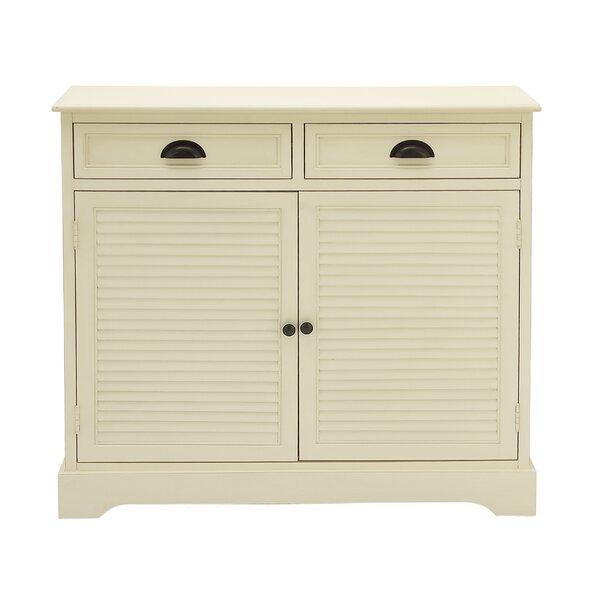 2 Door 2 Drawer Accent Cabinet [Cole Grey]