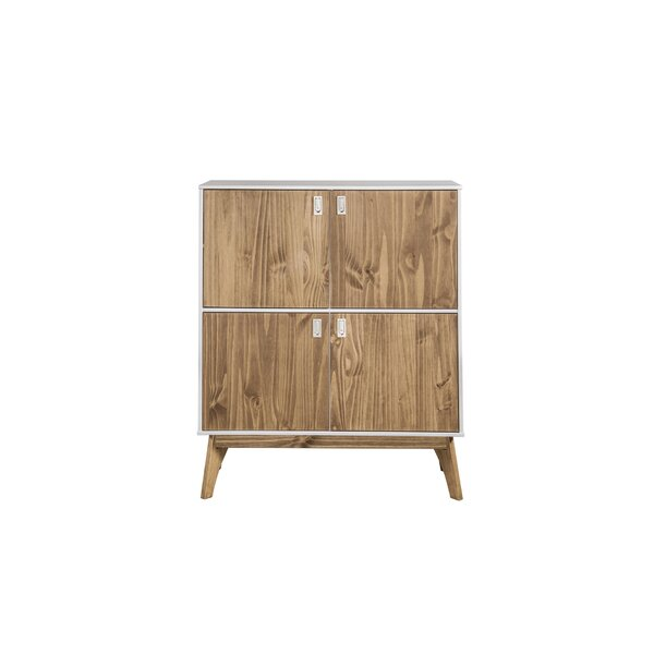 Tebikerei 4 Door Accent Cabinet by Union Rustic Union Rustic