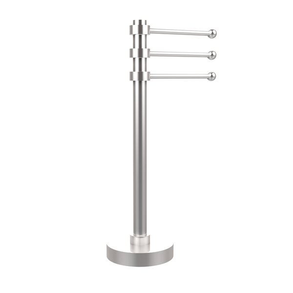 Waverly Place 3 Swing Arm Countertop Towel Stand by Allied Brass