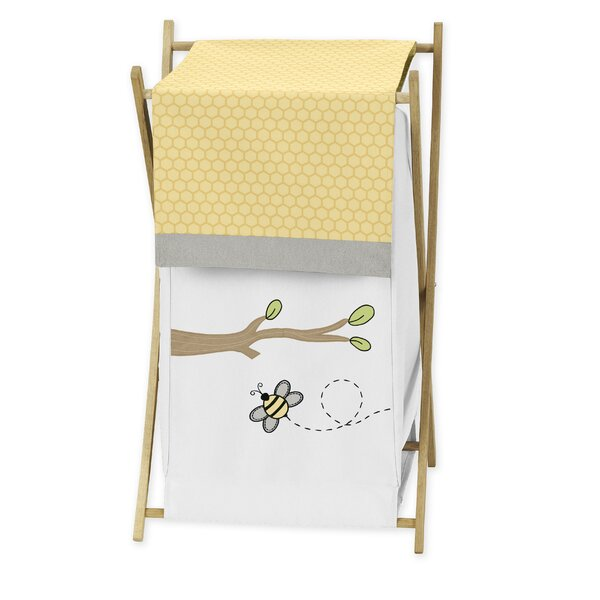 Honey Bee Laundry Hamper by Sweet Jojo Designs
