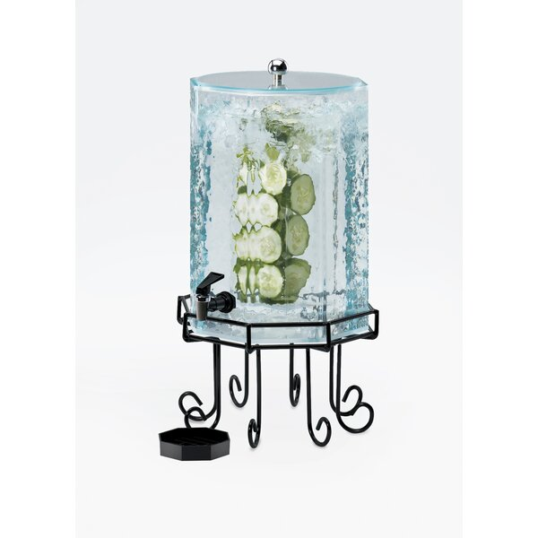 Glacier Faux Beverage Dispenser by Cal-Mil