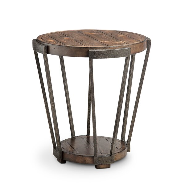 Bruno End Table by Foundry Select