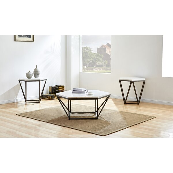 Esopus 3 Piece Coffee Table Set By Brayden Studio