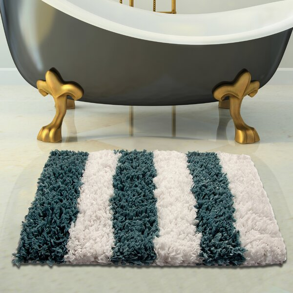 2 Piece Woven Bath Rug Set by Saffron Fabs