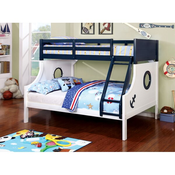 Elian Twin over Full Bunk Bed by Zoomie Kids