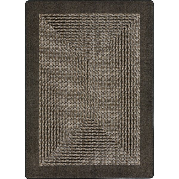 Constantine Chocolate Area Rug by Gracie Oaks